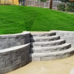 block retaining wall & instant turf victor harbor